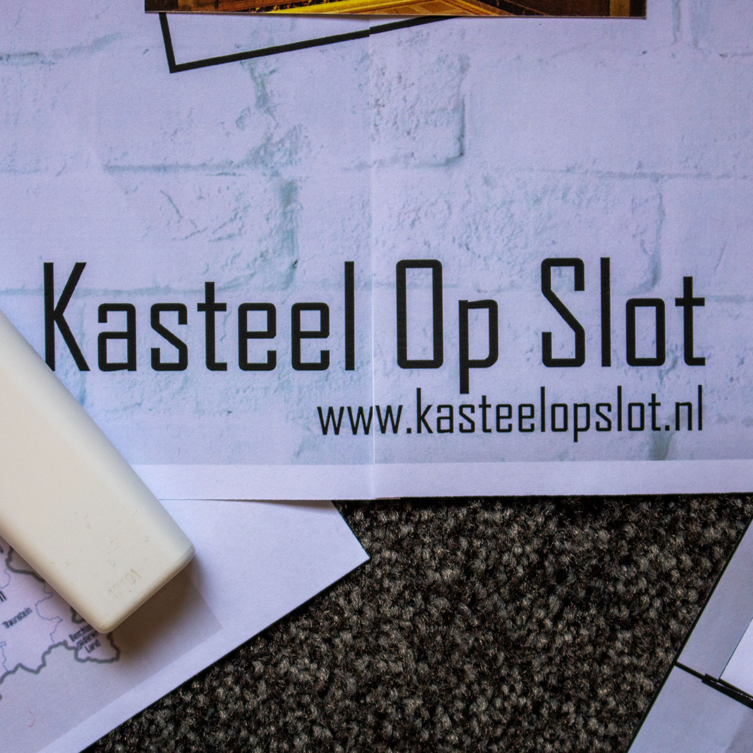 Kasteel Op Slot Advertentie